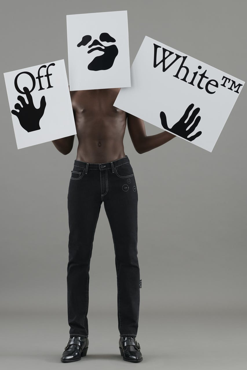 OFF-WHITE: WHAT STARS ARE YOU UNDER COLLECTION