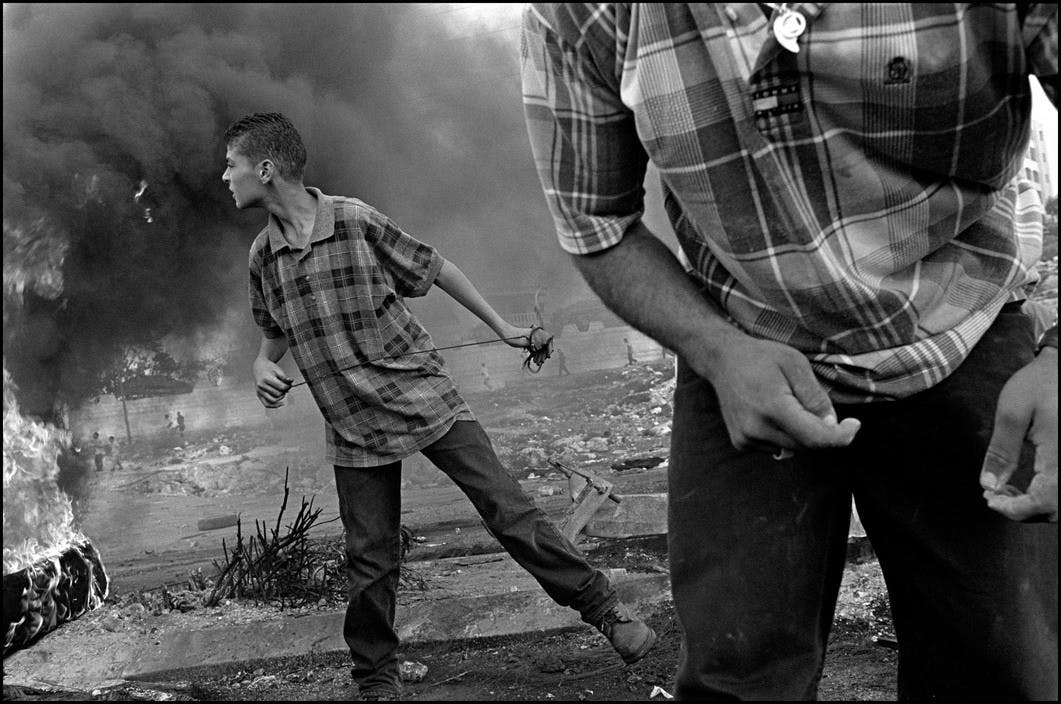 LARRY TOWELL: NO MAN'S LAND