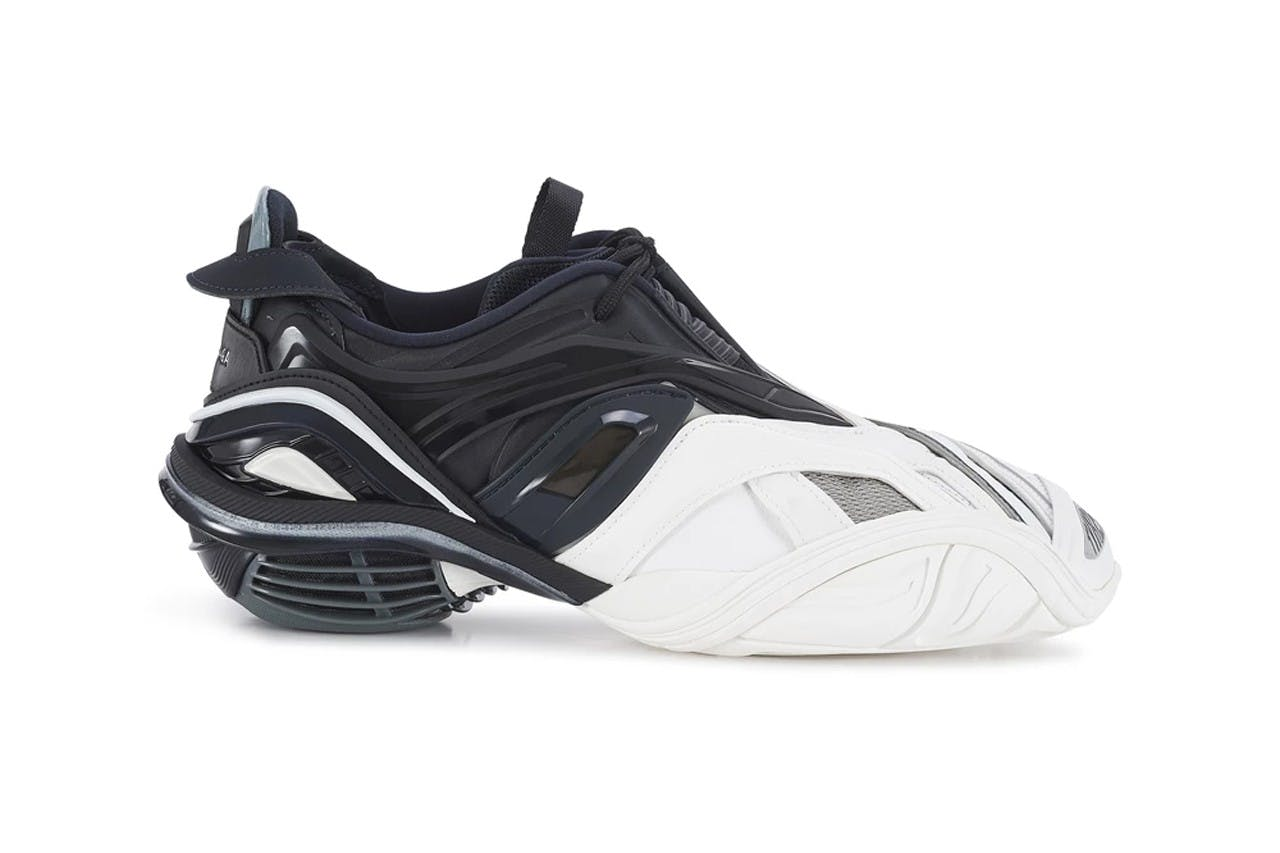 BALENCIAGA UNVEILED A BRAND NEW ITERATION OF ITS TYREX SNEAKERS