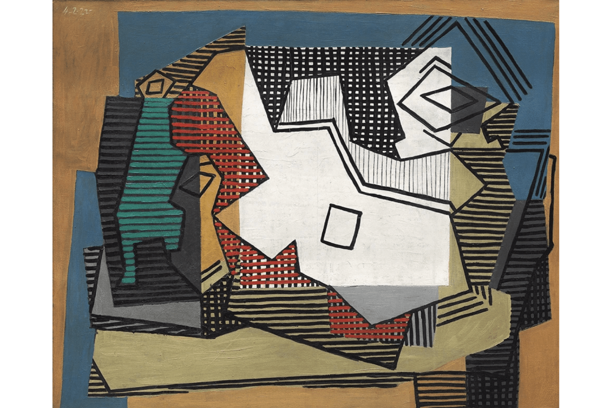 HIDDEN PICASSO PAINTING FOUND BENEATH ONE OF HIS MOST ICONIC WORKS