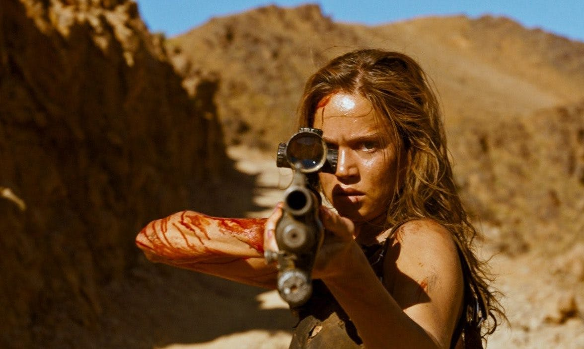 REVENGE: THE MOST PROVOCATIVE FEMINIST HORROR FILM OF 2018