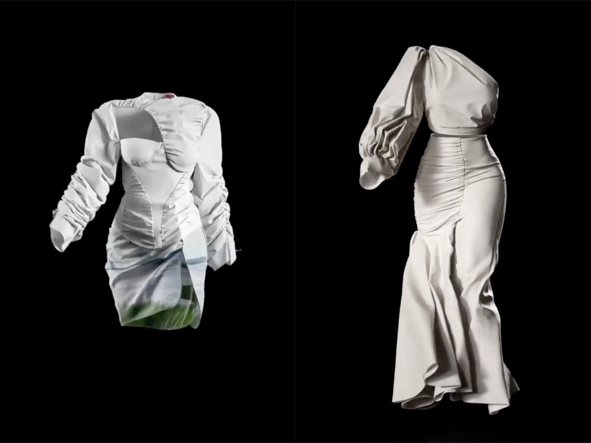HANIFA'S 3D COLLECTION GOES LIVE ON INSTAGRAM