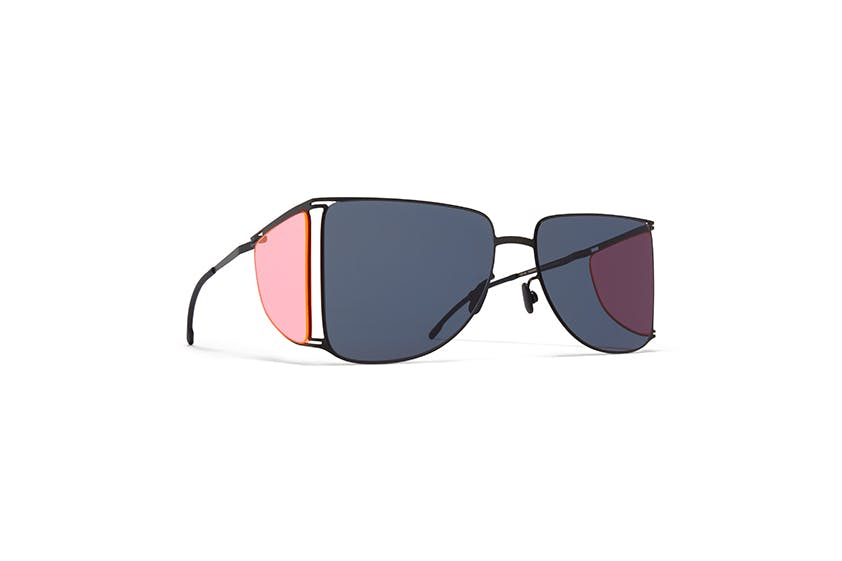 DECONSTRUCTED SUNGLASSES COLLECTION: HELMUT LANG X MYKITA
