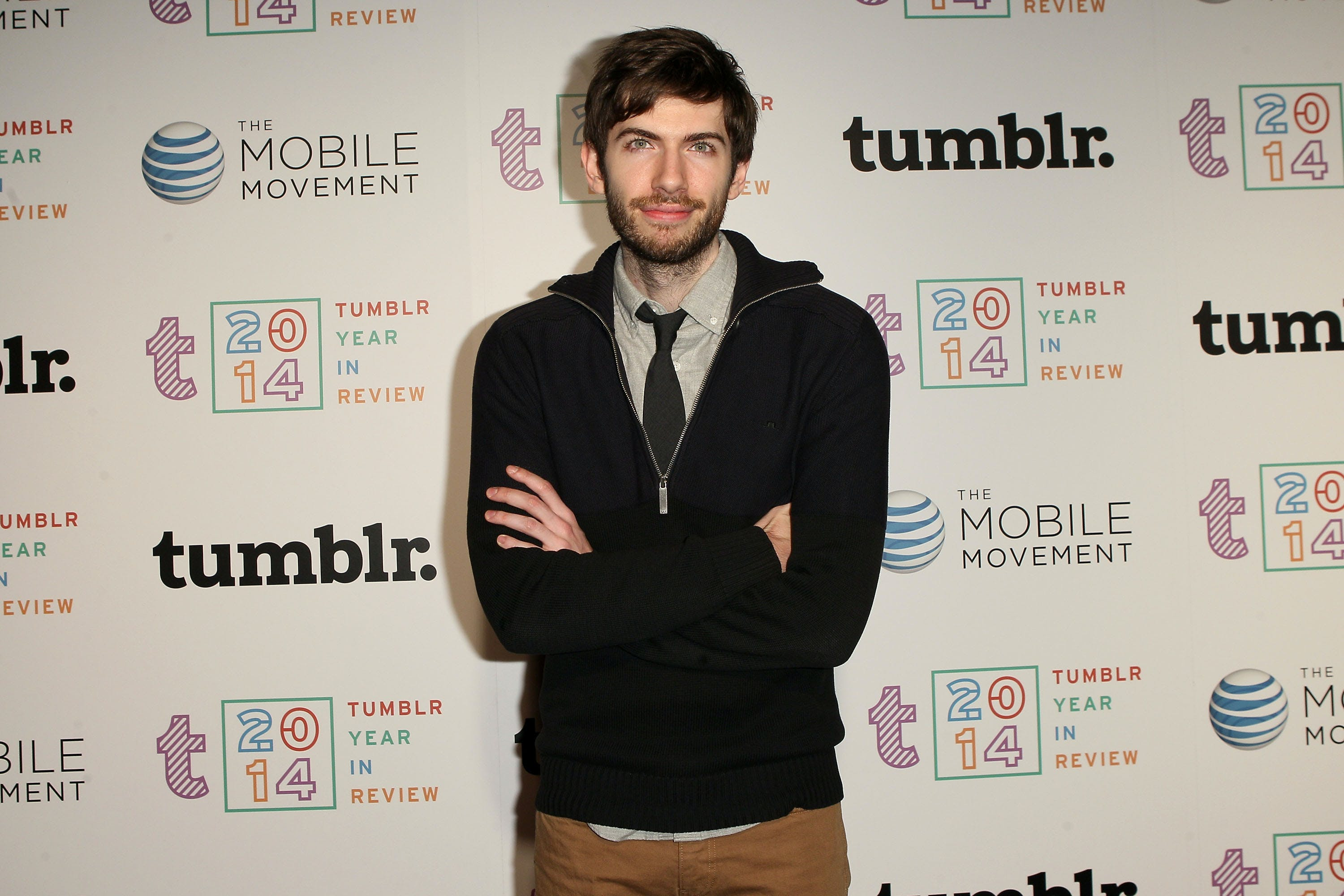 DAVID KARP: THE FOUNDER AND FORMER CEO OF TUMBLR