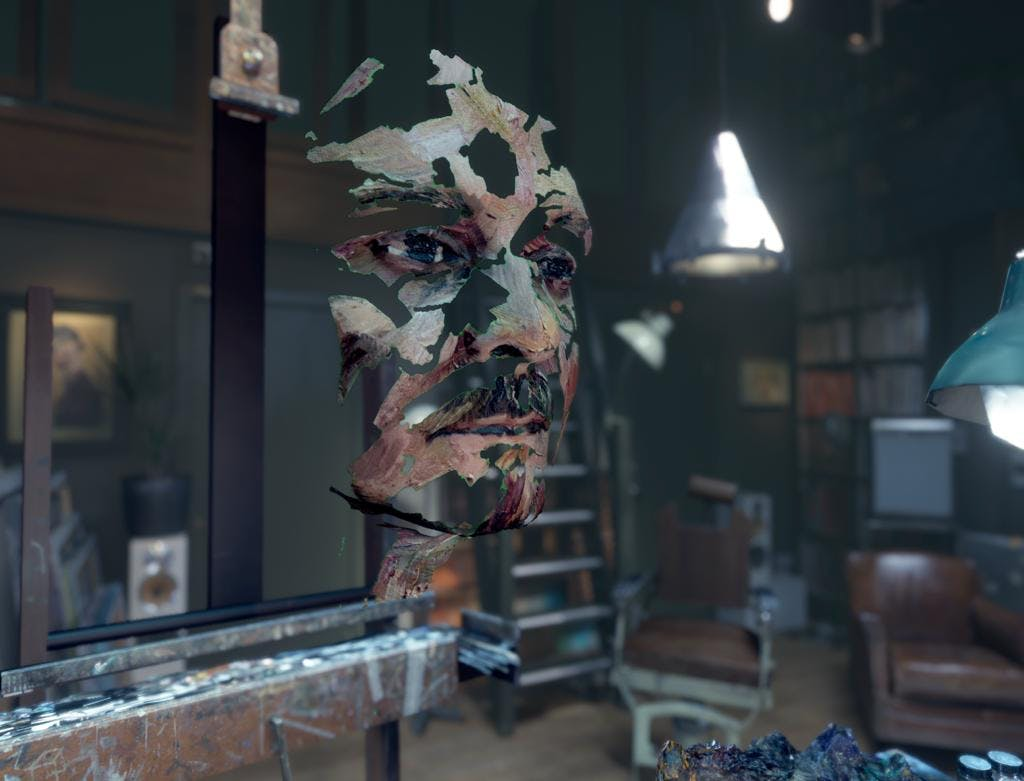 JONATHAN YEO: PORTRAIT PAINTING IN 3-DIMENSIONS