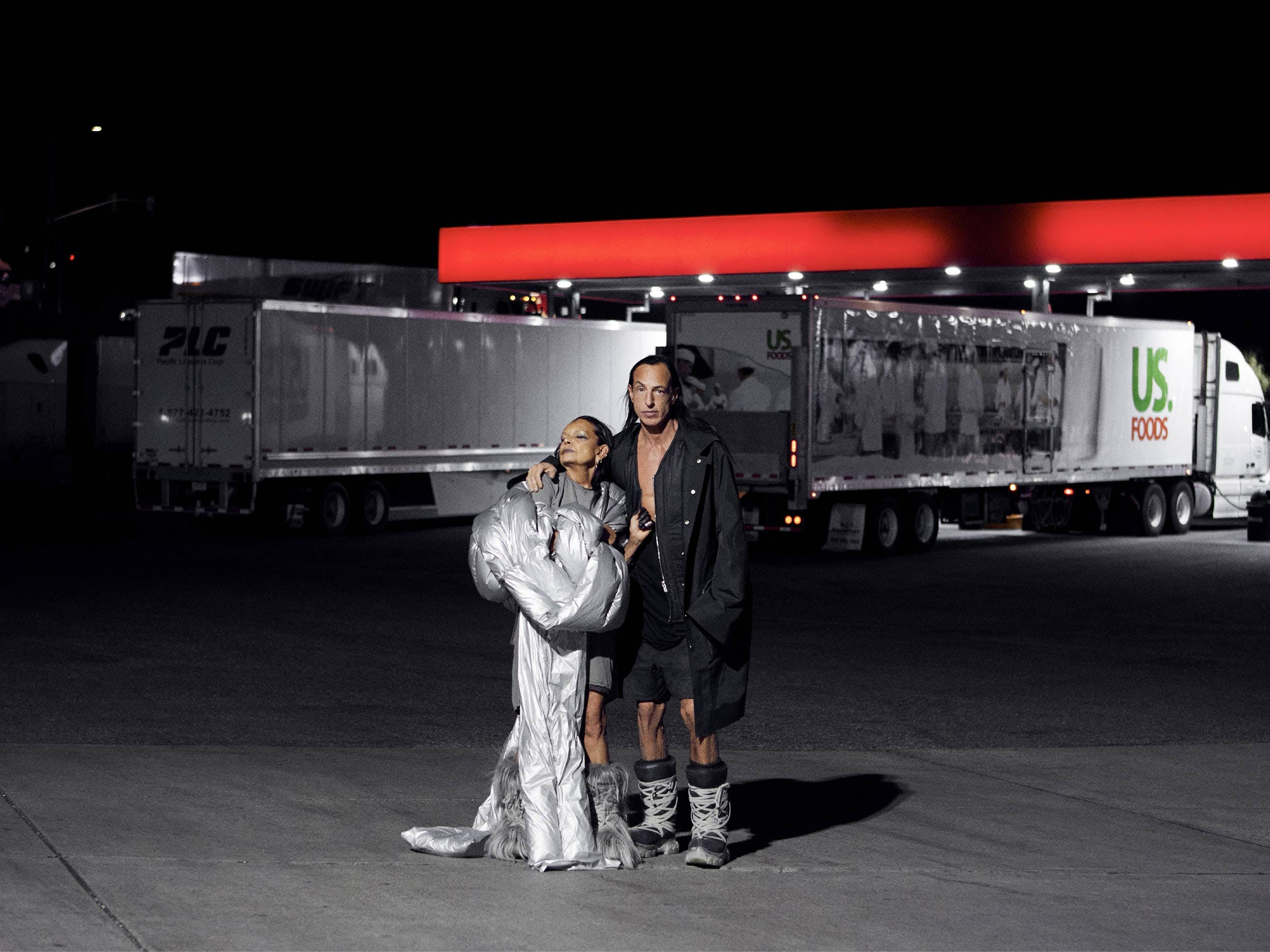RICK OWENS ON LIFE AFTER LOCKDOWN
