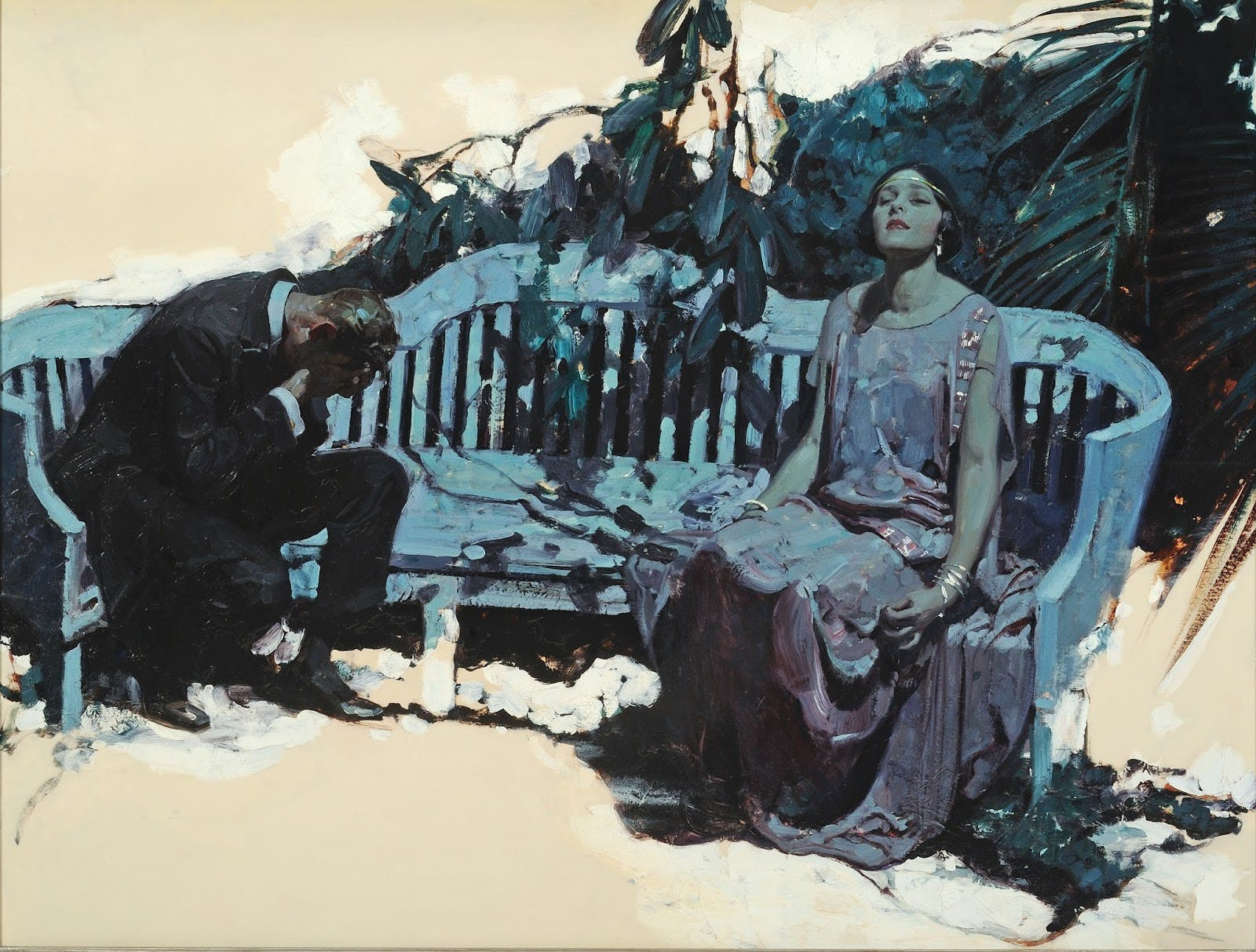 DEAN CORNWELL: A DOMINANT PRESENCE IN AMERICAN ILLUSTRATION