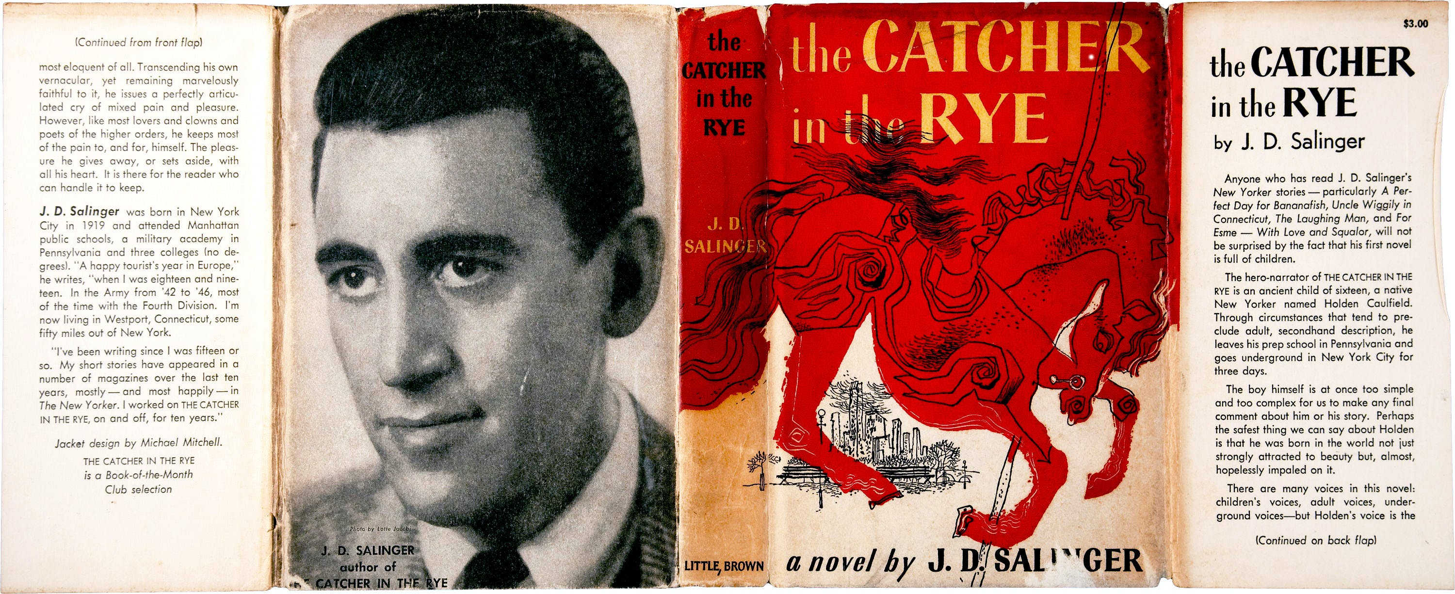 Looking Back after 70 Years: Salinger's Catcher in the Rye