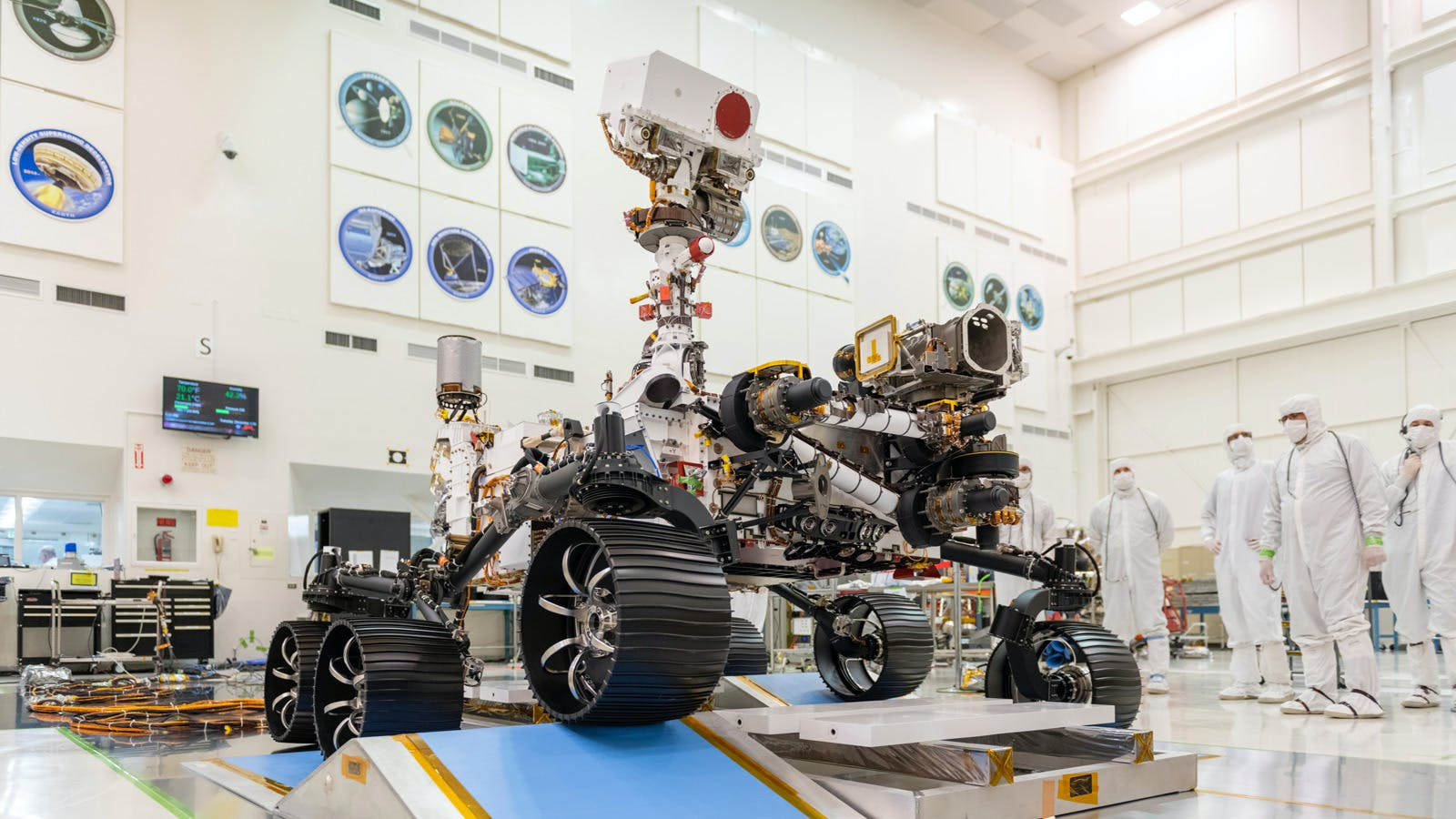 NASA TO BROADCAST MARS 2020 PERSEVERANCE ROVER LAUNCH