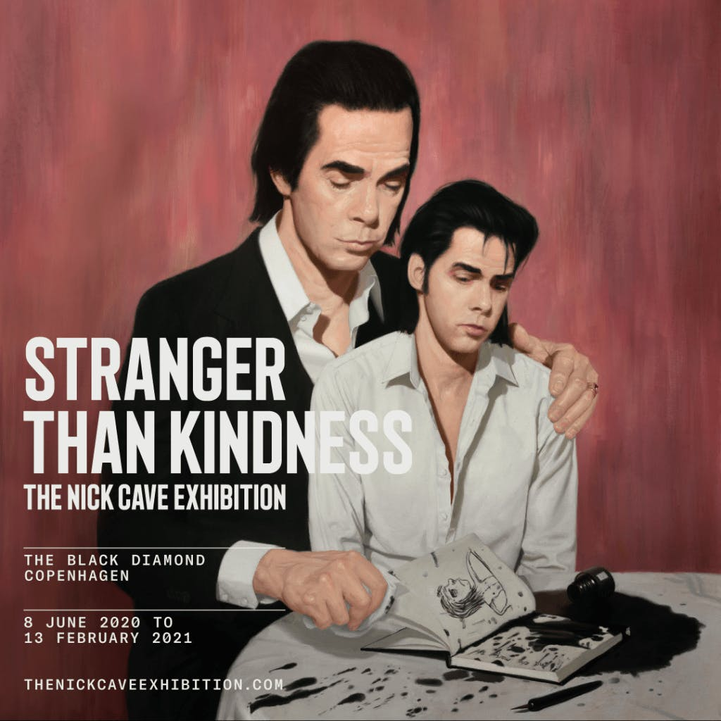 STRANGER THAN KINDNESS: GUCCI SPONSORS NICK CAVE EXHIBITION