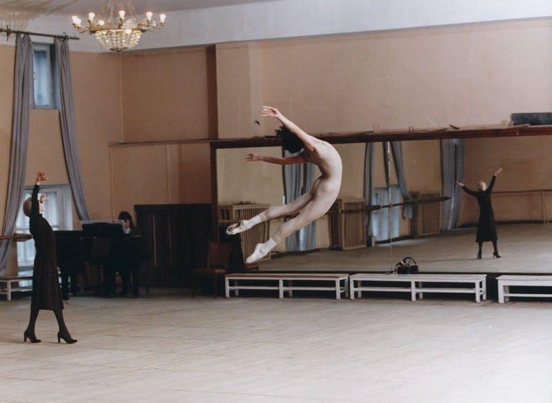 MIKHAIL LOGVINOV: THE BALLET PHOTOGRAPHER