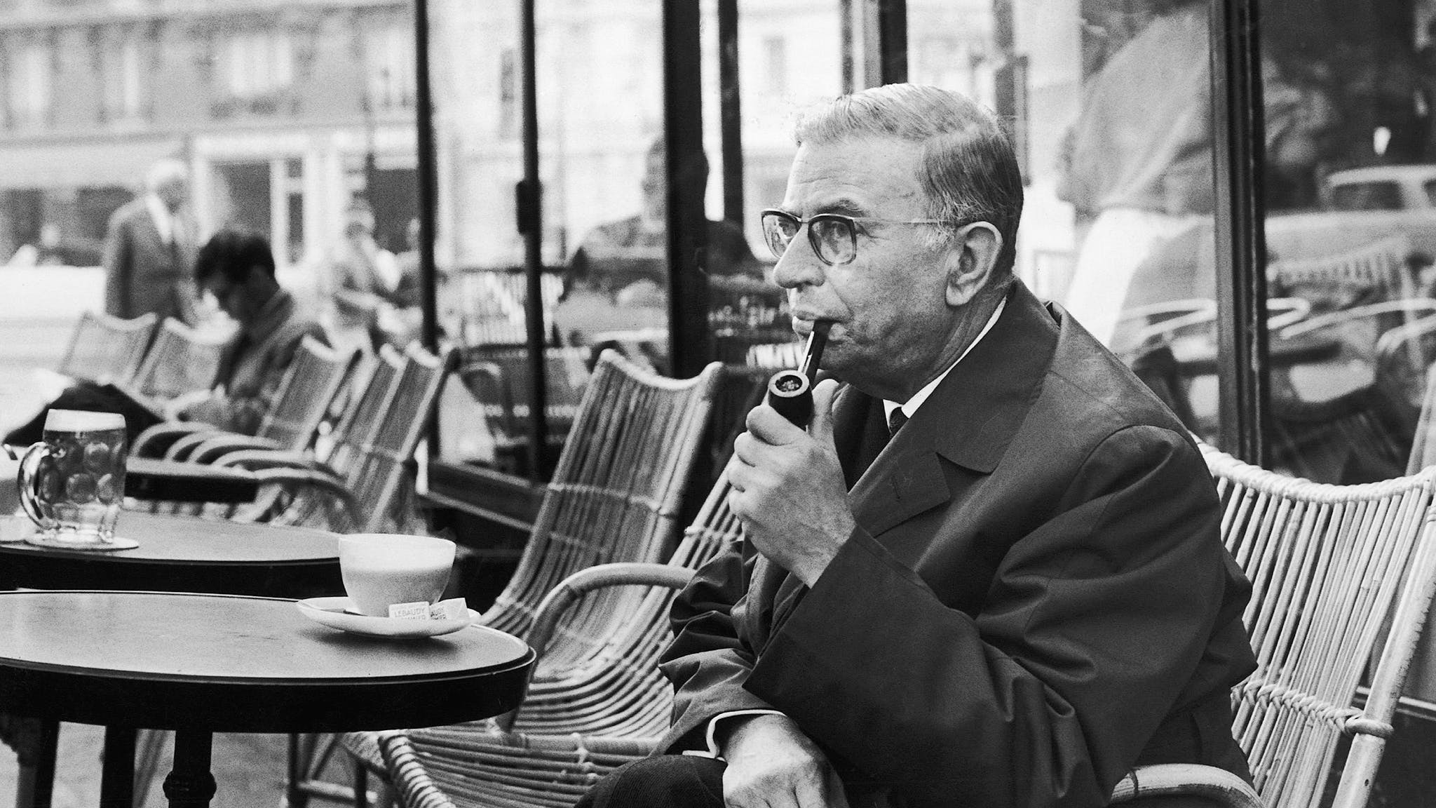Jean-Paul Sartre: Man is Condemned to Be Free