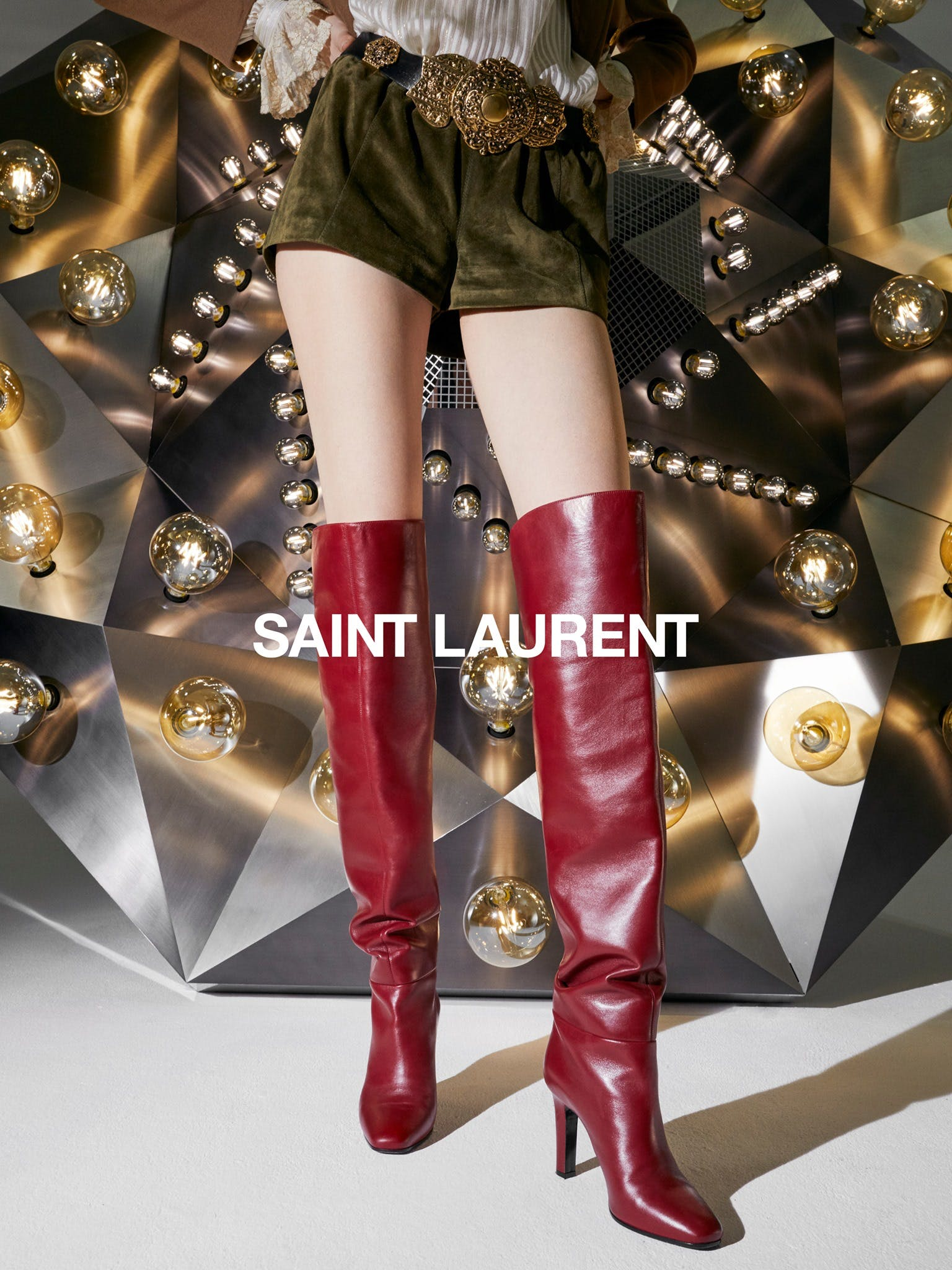 SAINT LAURENT: #YSL33 FALL 2020 AD CAMPAIGN