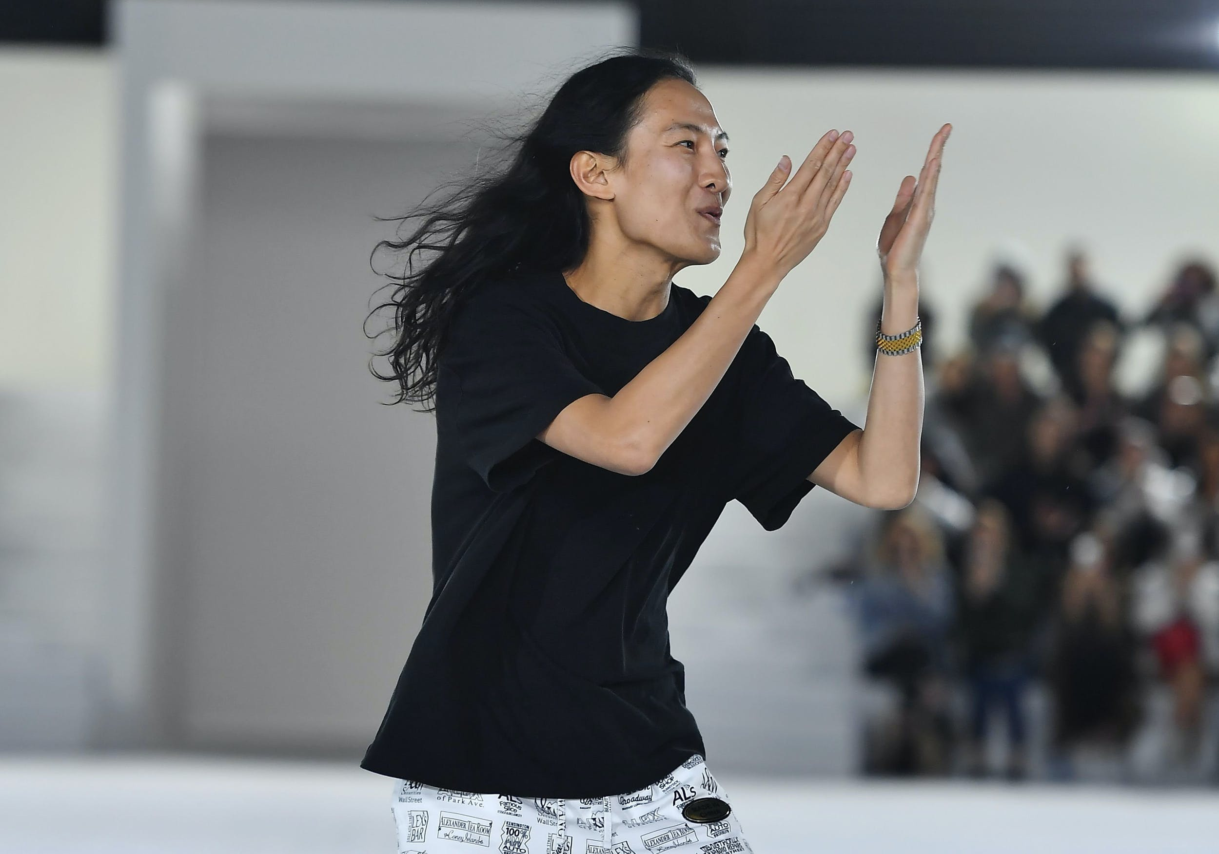 ALEXANDER WANG DOESN'T NEED TO SET SAIL ON AN EXOTIC GETAWAY TO GET INSPIRED