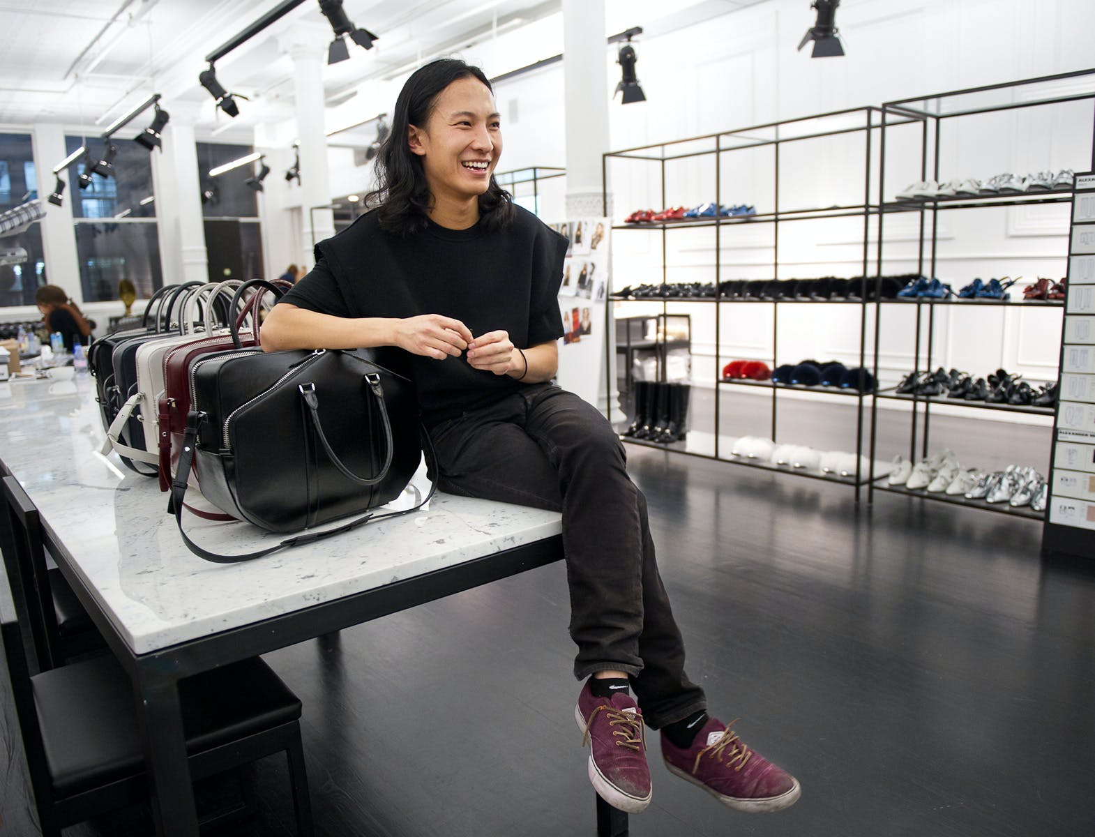 Alexander Wang New York Showroom And Office
