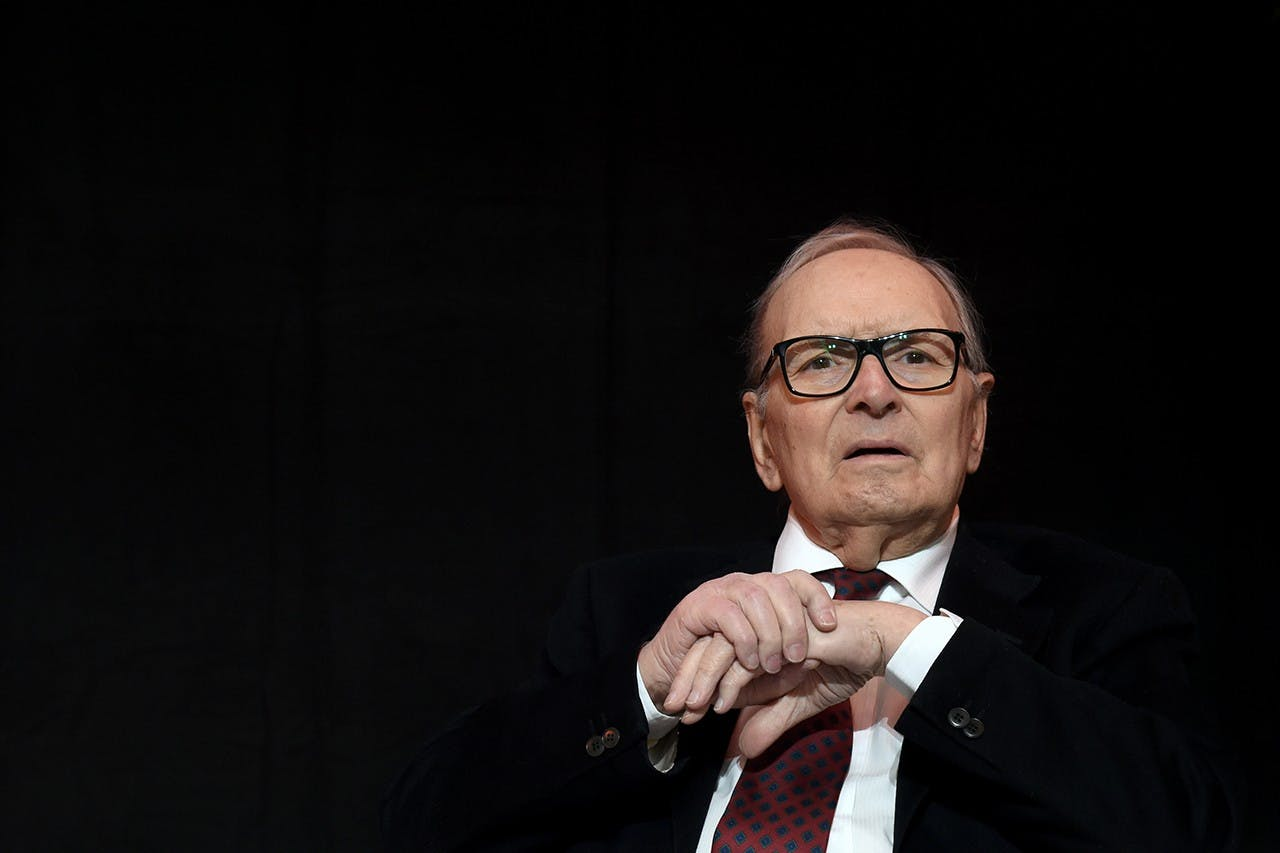ENNIO MORRICONE: LEGENDARY MOVIE COMPOSER DIES AT 91