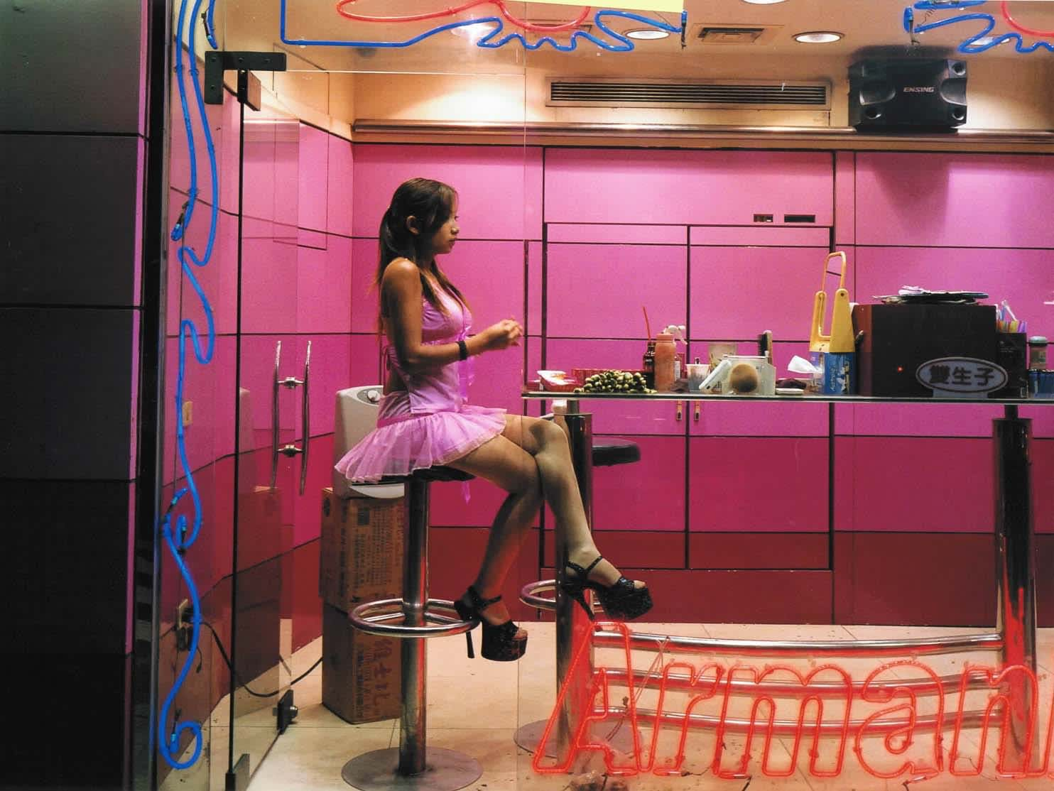 MASATO SETO: BINRAN GIRLS