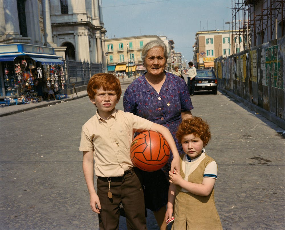 CHARLES H TRAUB: ITALY IN THE 80S