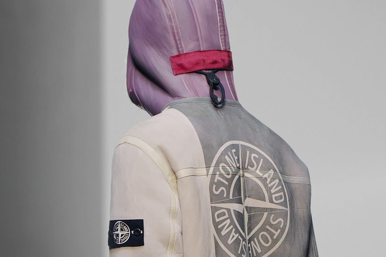 MONCLER HAS UNEXPECTEDLY ACQUIRED STONE ISLAND