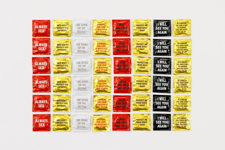 Jenny Holzer's work.