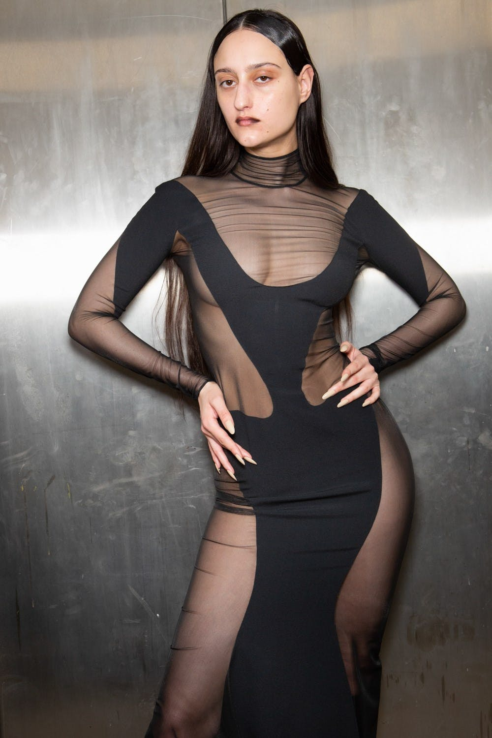 FASHION IS HAVING A FETISH MOMENT: THIERRY MUGLER