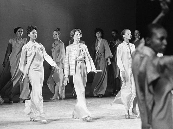 SEVEN ICONIC FASHION SHOWS THROUGHOUT PARIS FASHION WEEK HISTORY