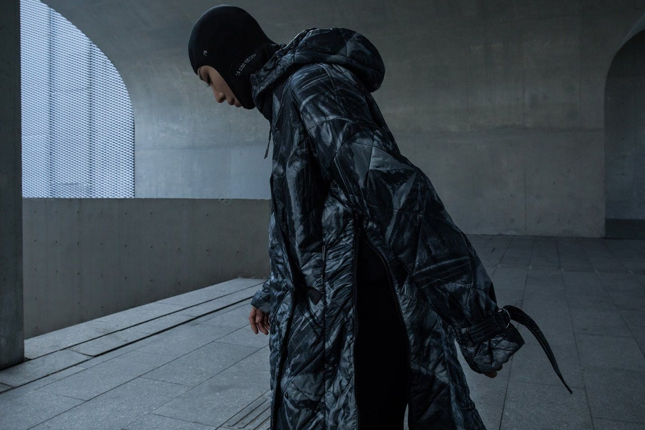 KRAKATAU EXPERIMENTS WITH TEXTURES AND TECHNOLOGY FOR FW20