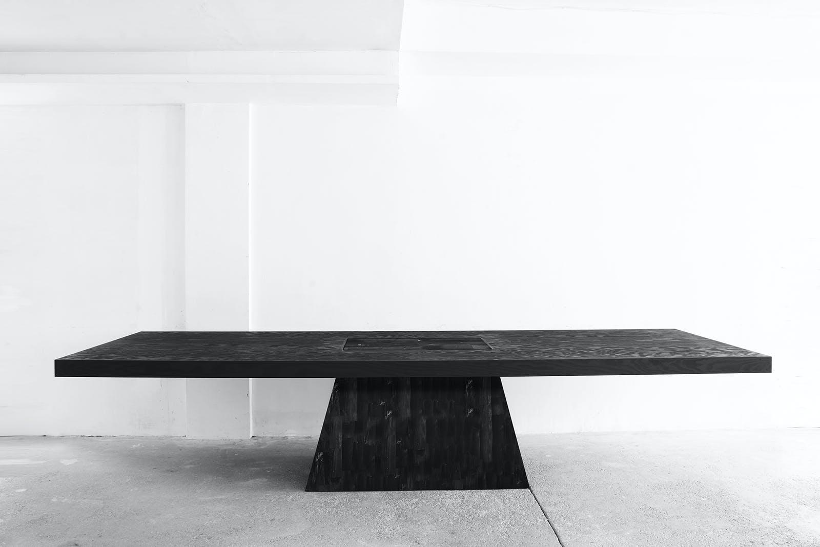 Rick Owens Furniture: Plug Table