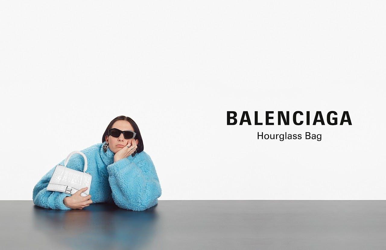 BALENCIAGA FALL 2020 AD CAMPAIGN