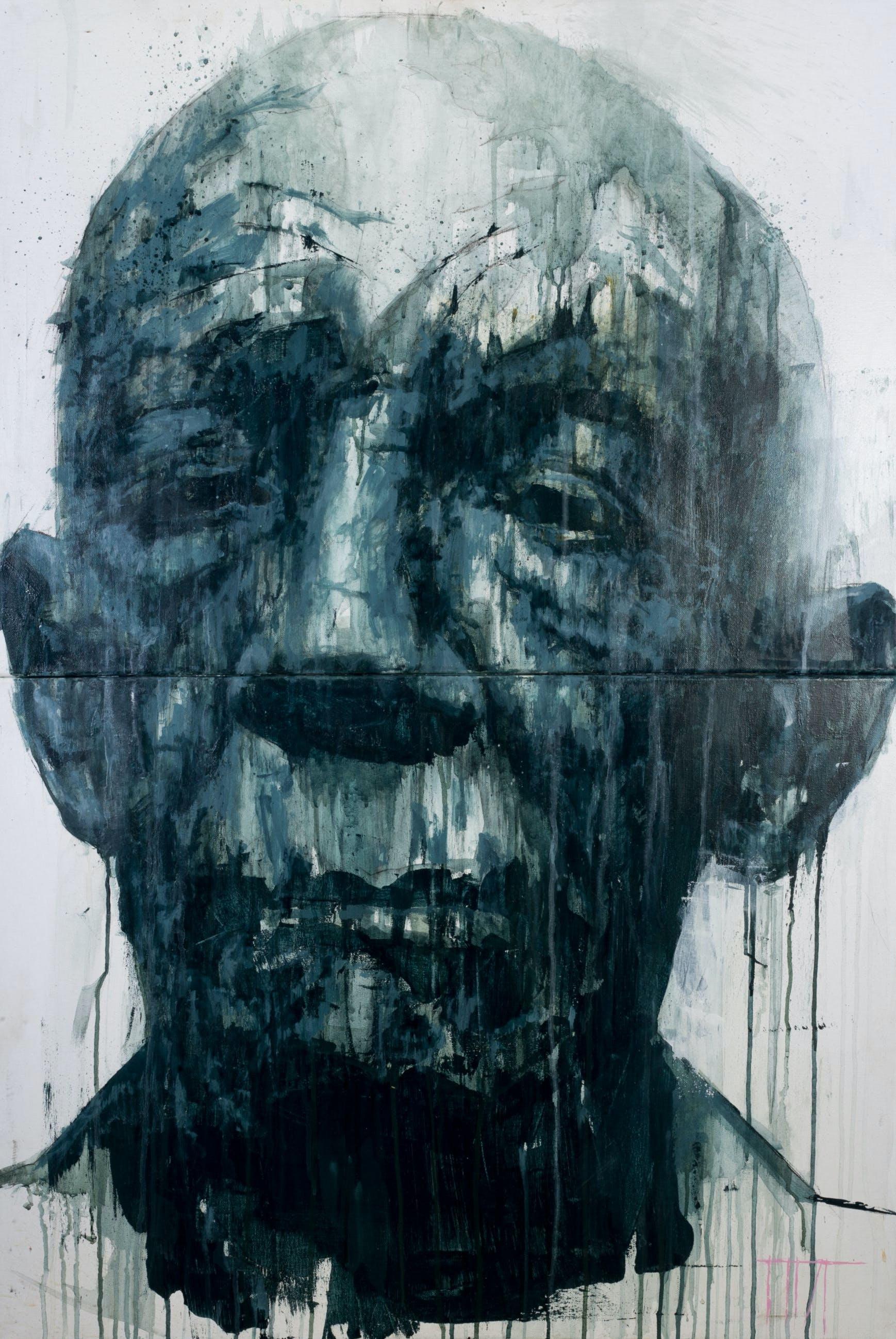 THE HYDE'S ASYLUM: PEINTRE PORTRAITISTE EXPRESSIONNISTE