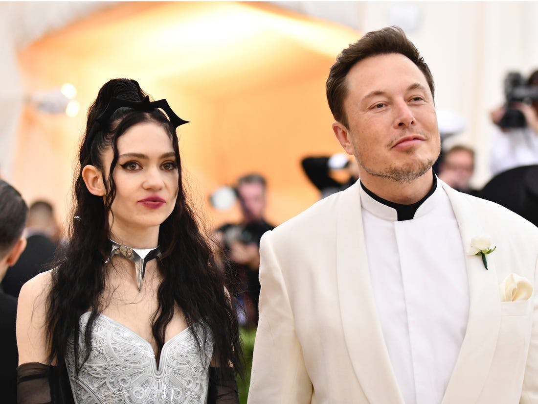 ELON MUSK CHANGES HIS NEWBORN SON X Æ A-12'S NAME