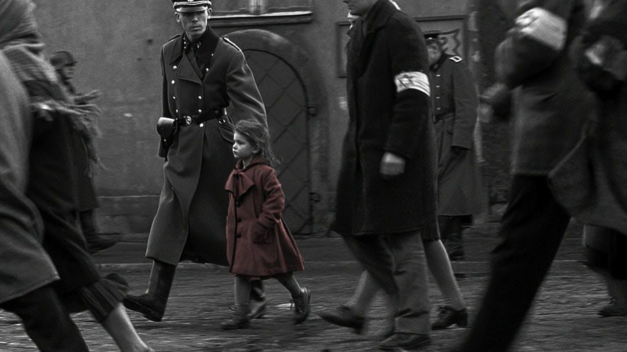 Schindler's List by Spielberg: Hollywood on War