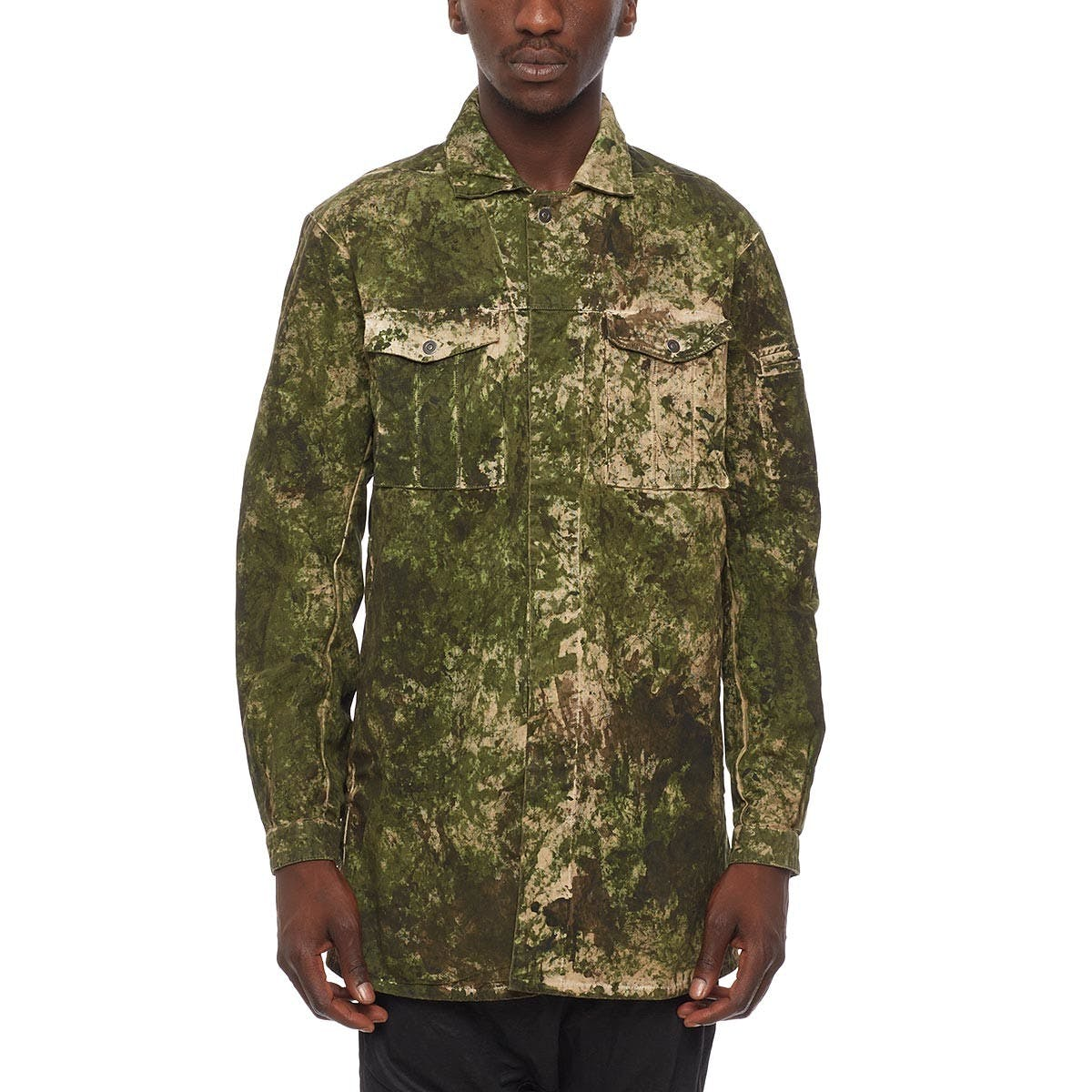 NEW AESTHETIC APPEAL OF CAMOUFLAGE IN A NON-MILITARY MANNER