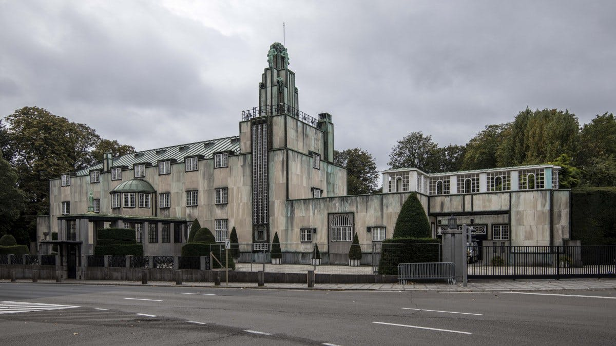 Josef Hoffmann: An Architect Ahead of His Time