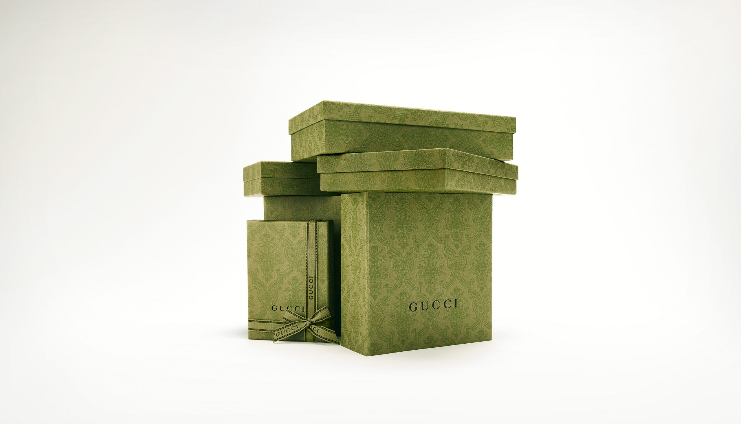 GUCCI LAUNCHES BIODEGRADABLE PACKAGING