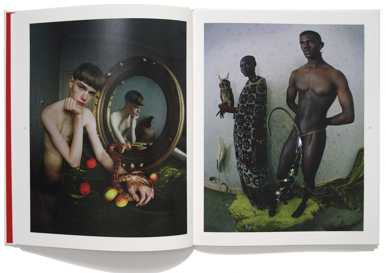 BOSCHIAN PHOTOGRAPHY BY TIM WALKER: THE GARDEN OF EARTHLY DELIGHTS