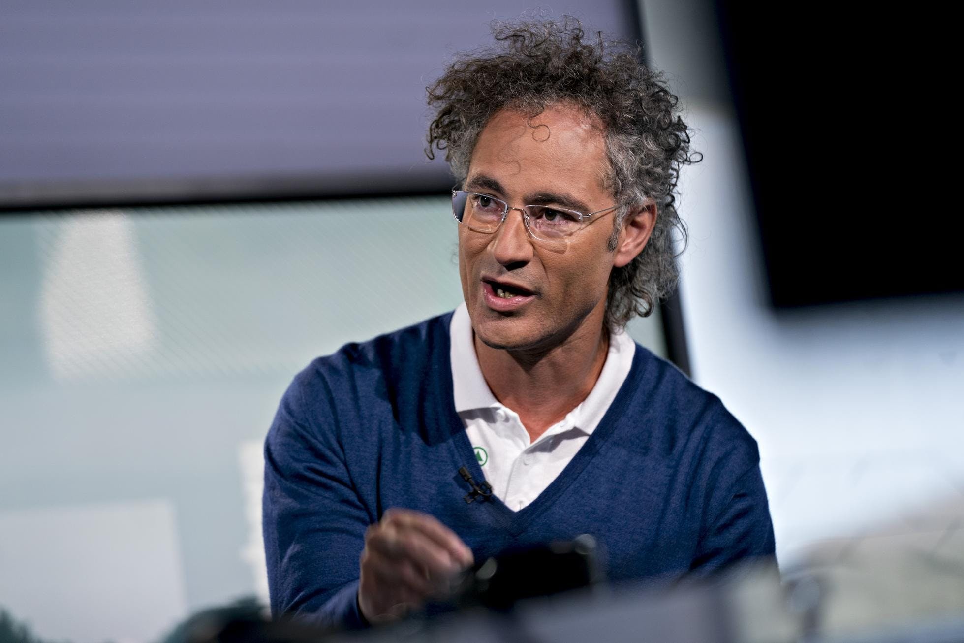 ALEX KARP: THE CO-FOUNDER AND CEO OF PALANTIR TECHNOLOGIES