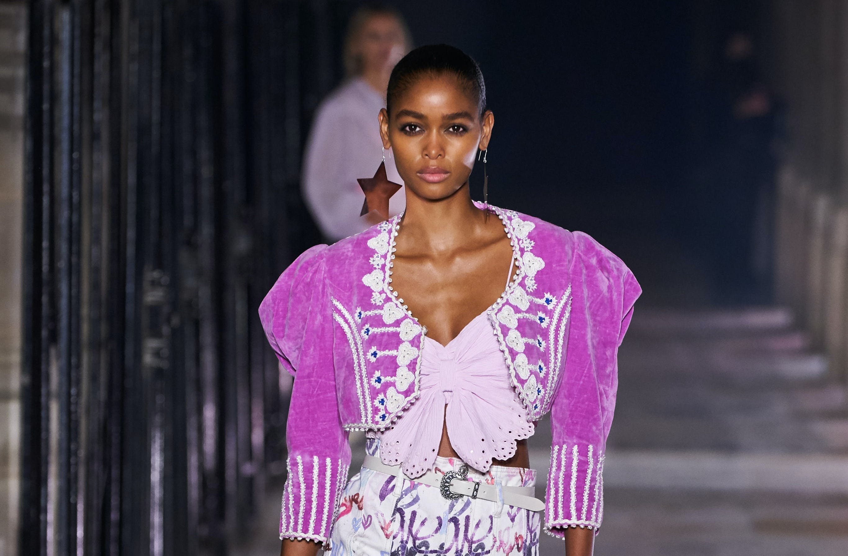 ISABEL MARANT SPRING 2021 READY-TO-WEAR