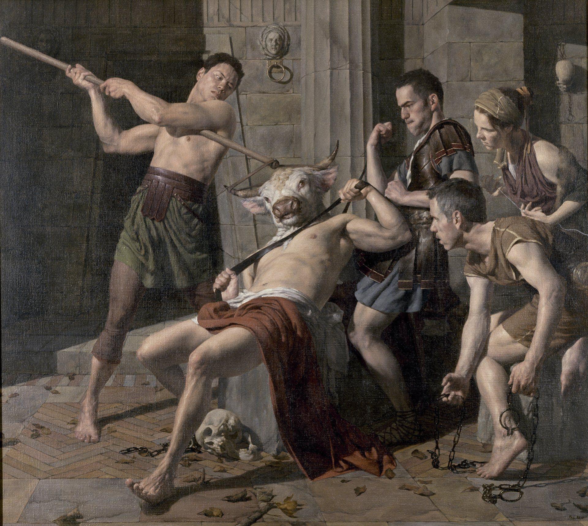 PAUL REID: MYTHOLOGIES