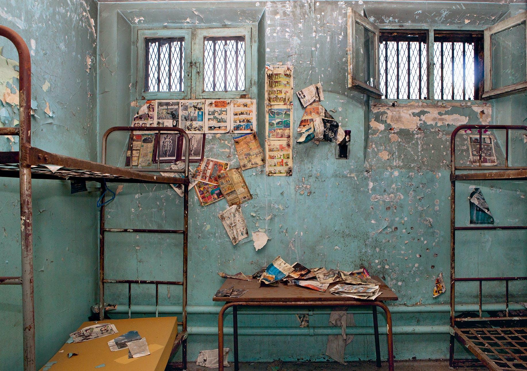 LA SANTÉ: THE ONLY PRISON REMAINING INSIDE PARIS