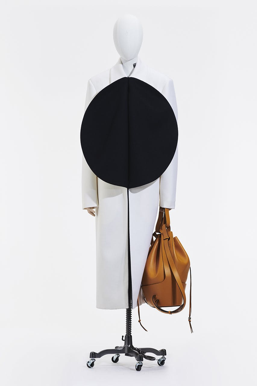 CIRCLES: LOEWE'S SS21 COLLECTION
