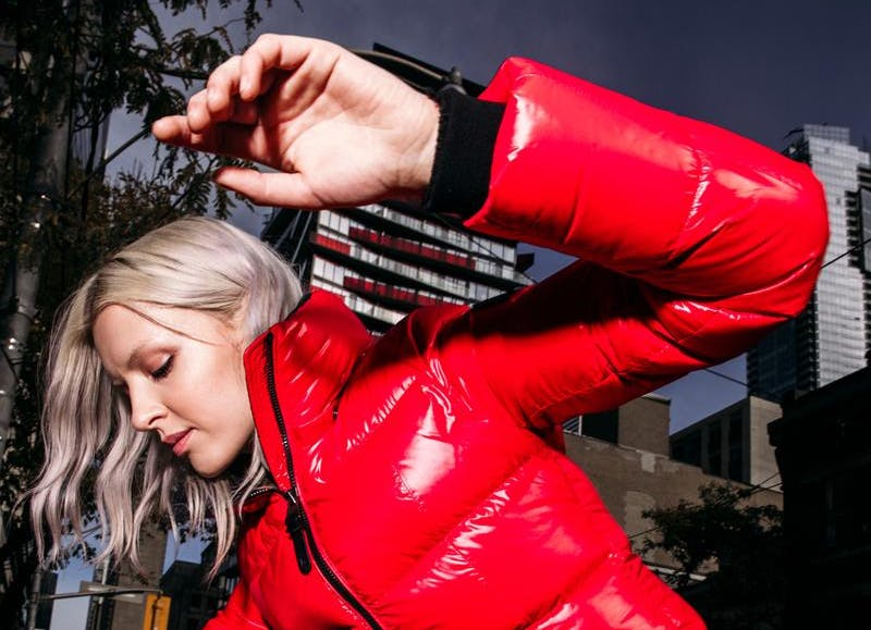 MACKAGE RELEASES NEW LUSTROUS DOWN JACKETS IN HIGH VOLTAGE COLORWAYS