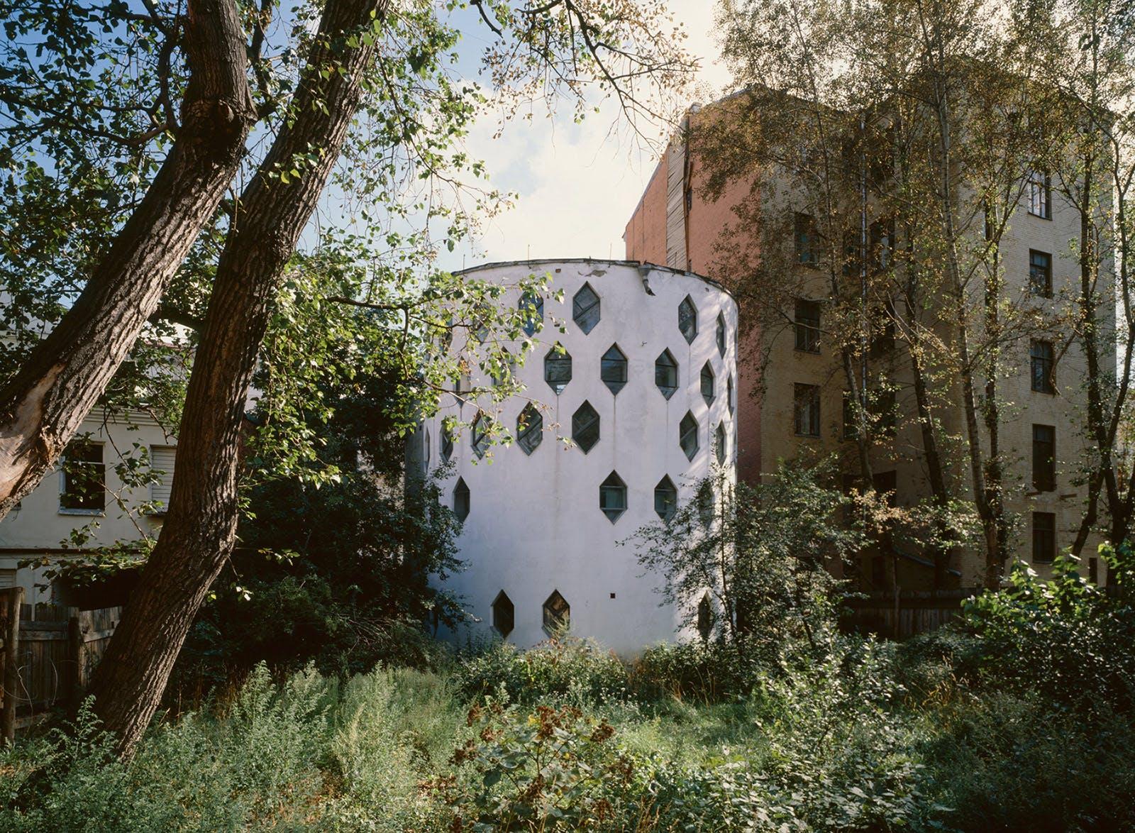 La Maison Melnikov: Villa Arbat