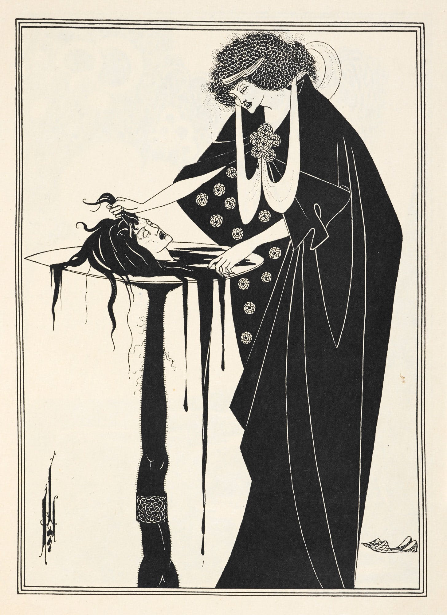aubrey beardsley illustration 2