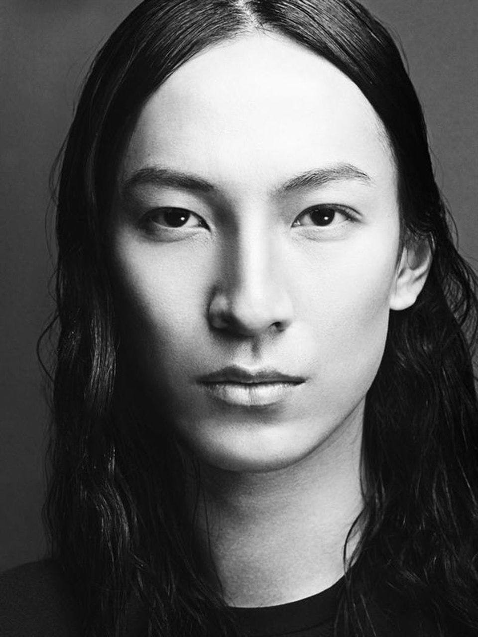 Alexander Wang Black And White Portrait Photograph