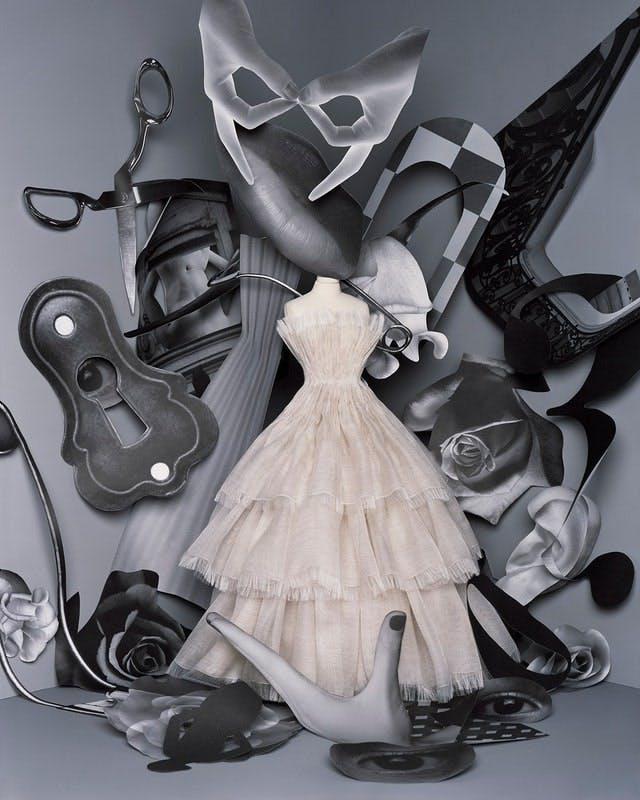 Dior haute couture Fall/Winter 2020-2021.