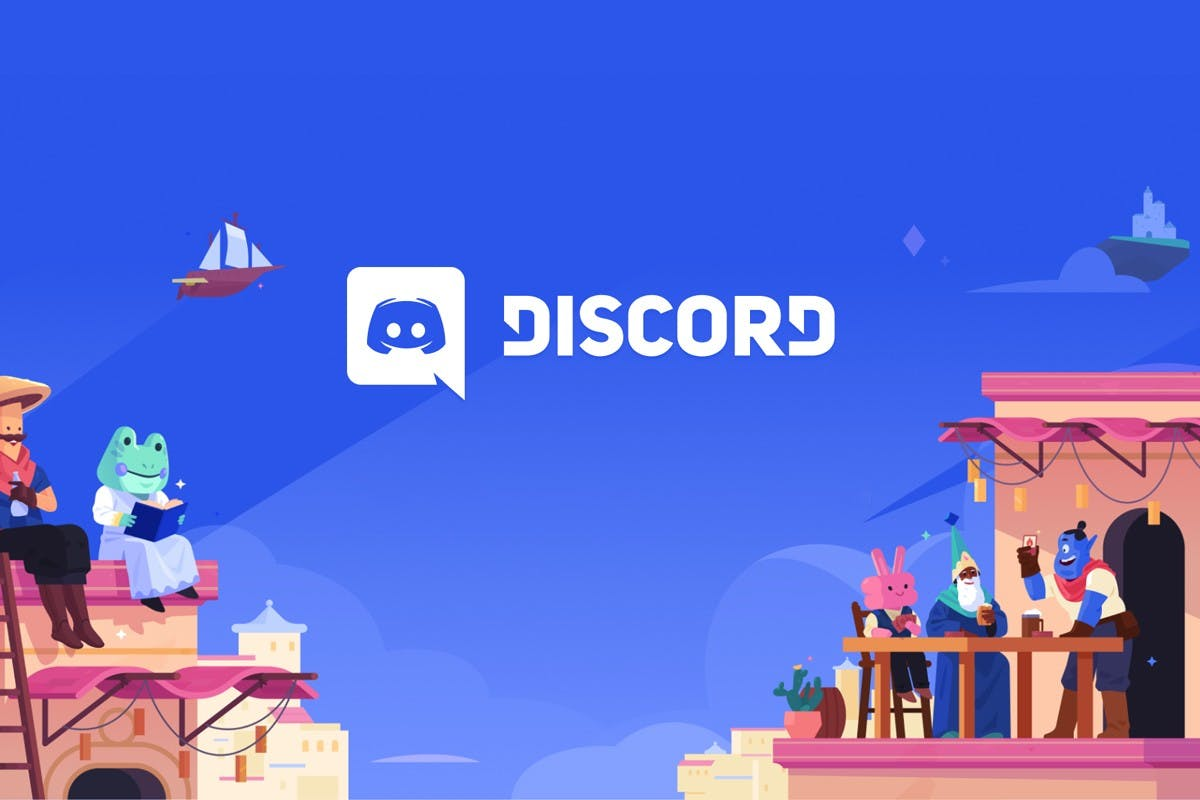 DISCORD IS REBRANDING TO MOVE AWAY FROM ITS GAMING ROOTS