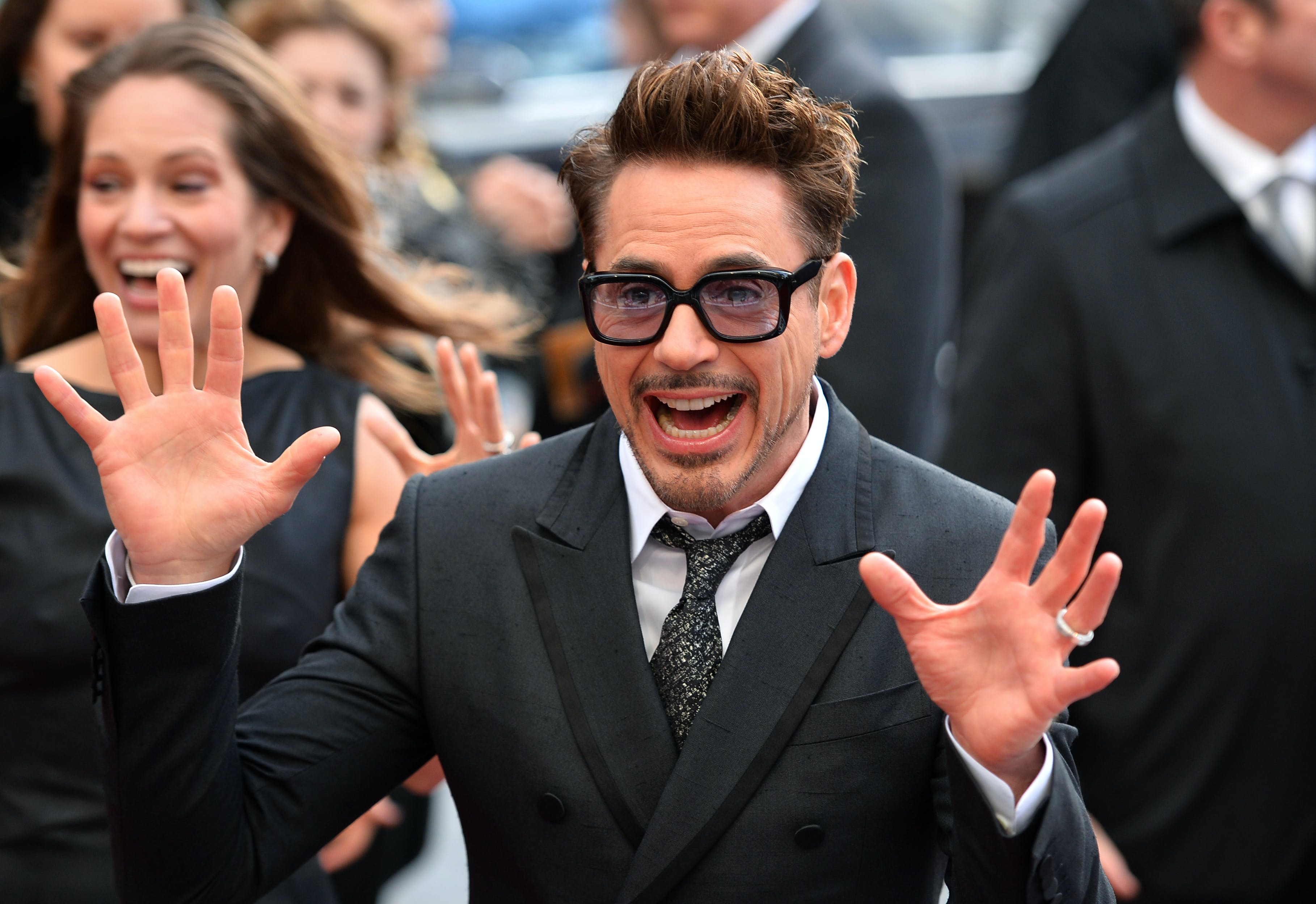 Time Magazine's 100 Most Influential People in the World: Robert Downey Jr