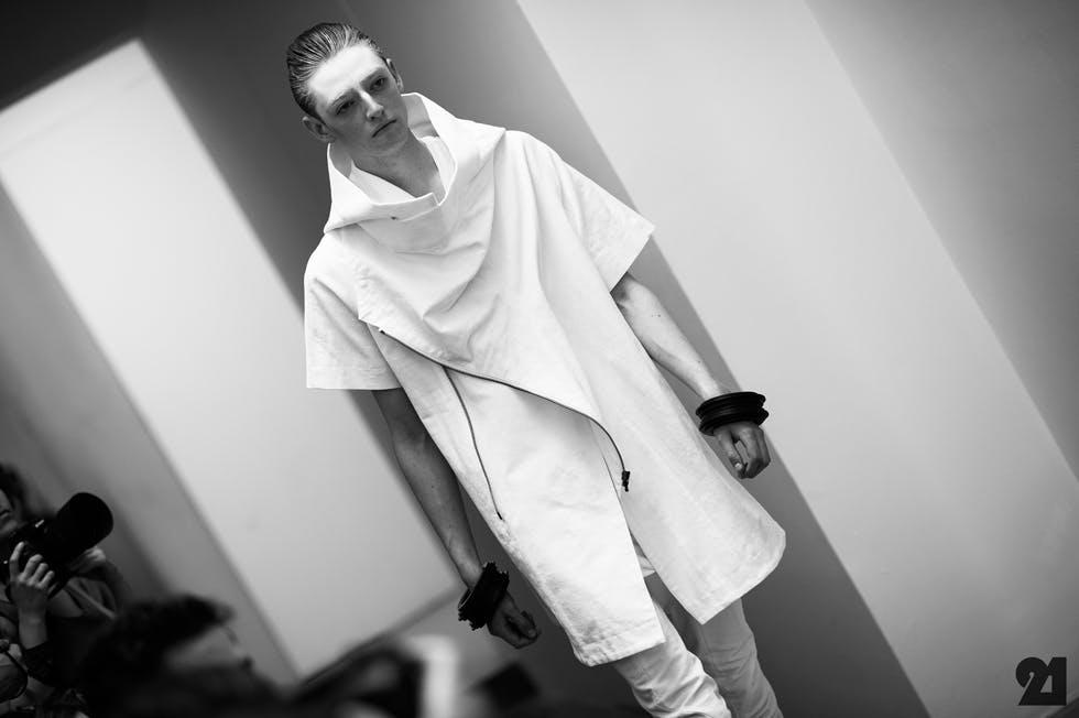 Adam Katz Sinding Julius 7 Japan Paris Mens Fashion Week Spring Summer 2014 runway