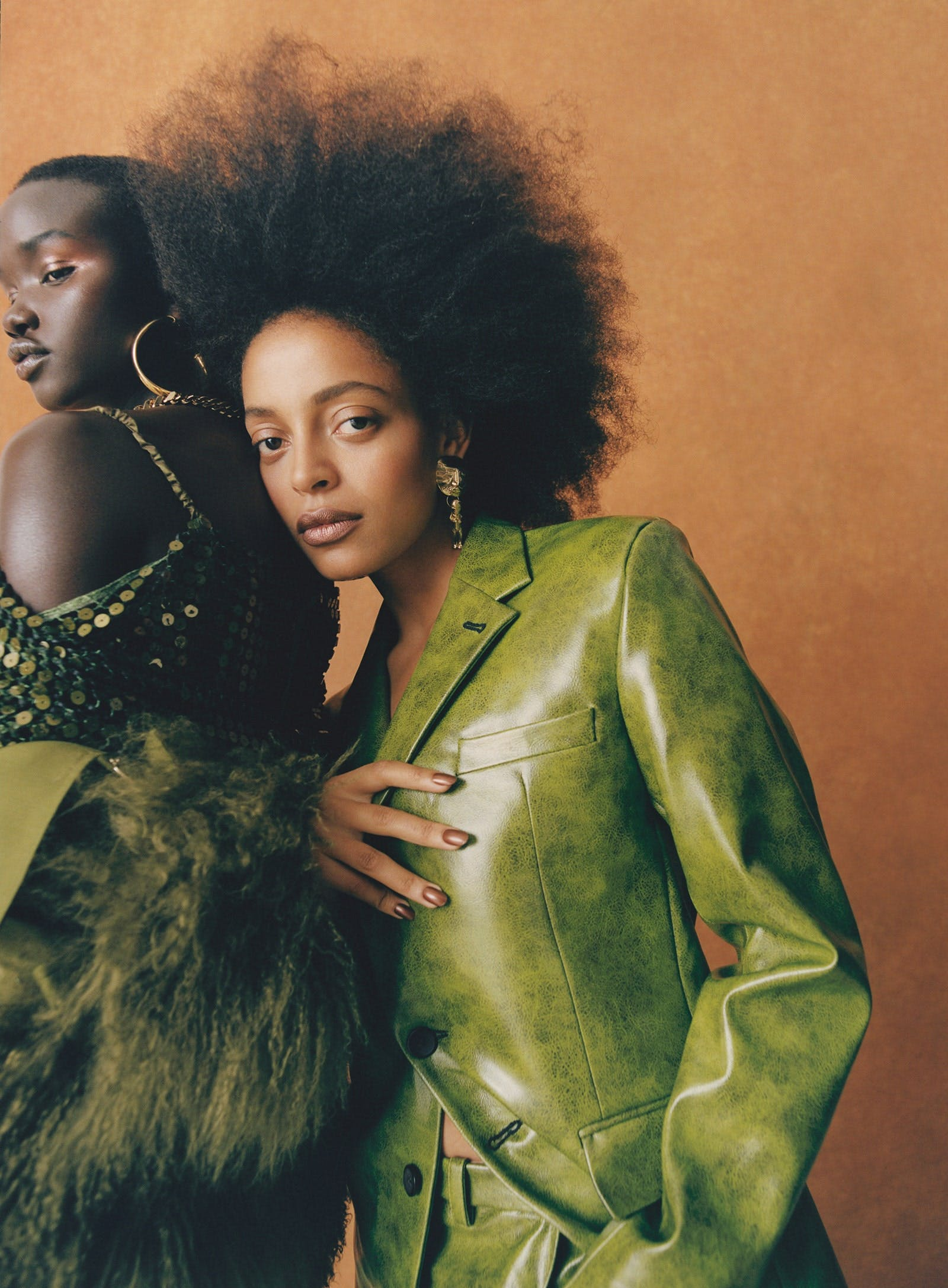 NIGERIAN-BRITISH DESIGNER TOKYO JAMES BELIEVES CLOTHING CAN HELP US FIND COMMONALITY
